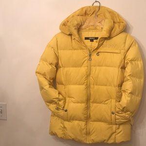 DKNY (Donna Karan) puffer down wmns sz lrg Jacket